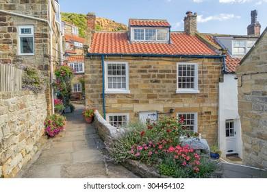 Runswick Bay rental properties on the north Yorkshire coast