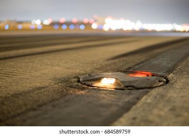 Runway centerline light