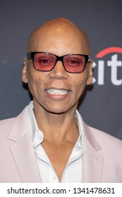 """RuPaul Charles attends The Paley Center for Media's 2019 PaleyFest LA CBS's """"VH1's RuPaul's Drag Race"""" at DOLBY Theatre, Los Angeles, CA on March 17th, 2019"""
