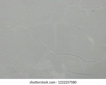 rupture  concrete wall