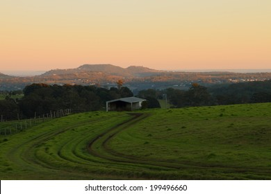rural australia farmland bush scene toowoomba darling downs