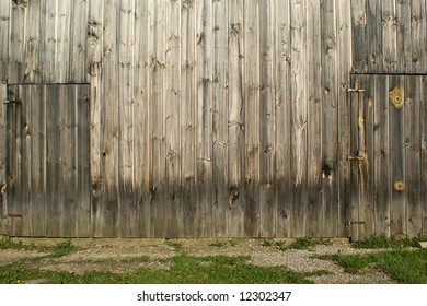 Rural Barn Backdrop