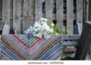 Stupendous Barn Wood With Flowers Images Stock Photos Vectors Dailytribune Chair Design For Home Dailytribuneorg