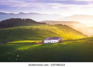 rural farm in Gorliz