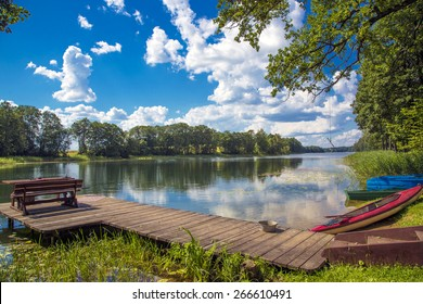 Rural holiday in Lithuania. Opportunity to relax and unwind