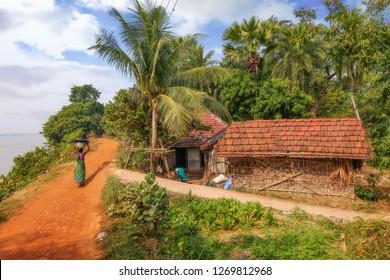Bengal Village Images, Stock Photos & Vectors | Shutterstock