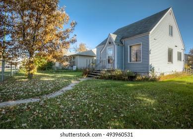Rural Residence - Small community living, postwar home