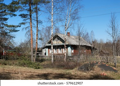 rural rusttic fence