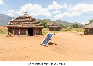 Rural solar electrification in Uganda