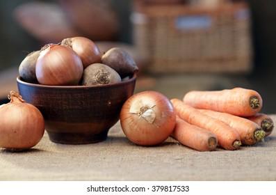 rural vegetables