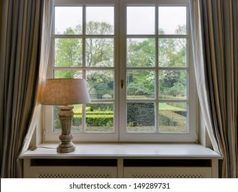 Rural Window Frame
