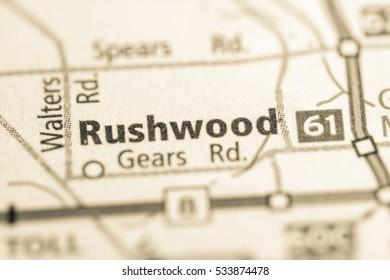 Rushwood. Texas. USA