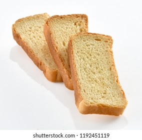 Rusk, Dry Bread Slices