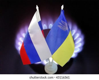 Russia gas conflict with Ukraine