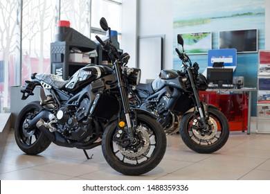 Yamaha Motorbike Images, Stock Photos & Vectors | Shutterstock