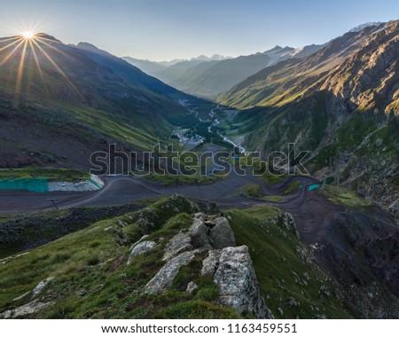 Russia KabardinoBalkaria Elbrus region