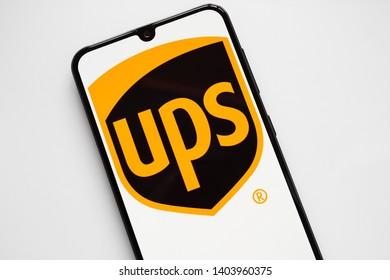 United Parcel Service Logo Images, Stock Photos & Vectors