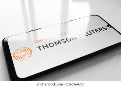 Thomson Reuters Images, Stock Photos & Vectors | Shutterstock