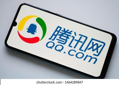 Tencent Qq Images, Stock Photos & Vectors   Shutterstock