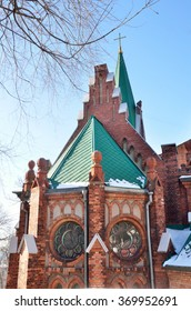 Russia, Lutheran St Paul's Church in Vladivostok