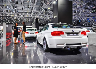 Russia, Moscow, Expocentre, 29 August   9 September 2012: BMW M3 E92