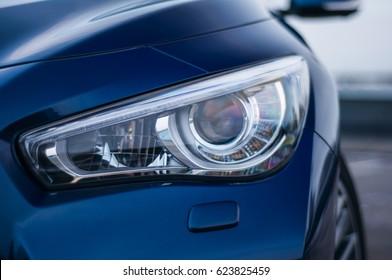 INFINITI Q50 S Sedan Car, Front