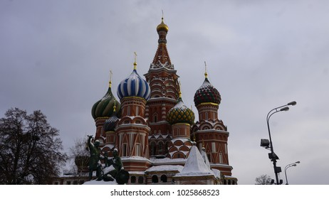 Russia Moscow Red-square