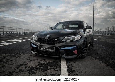 BMW M2 Sports Car With Performance Pack