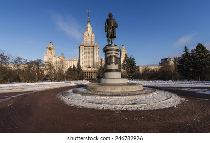 Russia. Moscow State University named after M.V. Lomonosov.