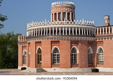 Russia, museum, Tsaritsino