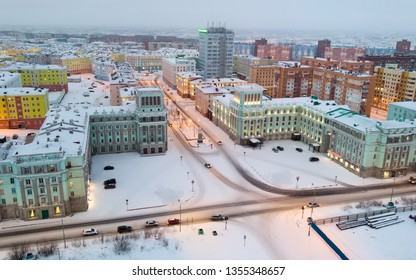 Russia, Norilsk City