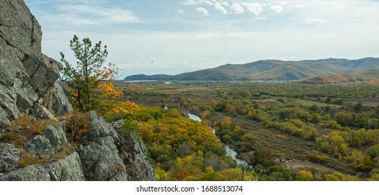 Russia. Primorye.  Sikhote-Alin. The surroundings of Terney.