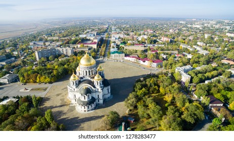 Russia. Rostov region. Novocherkassk. Host Ascension Cathedral