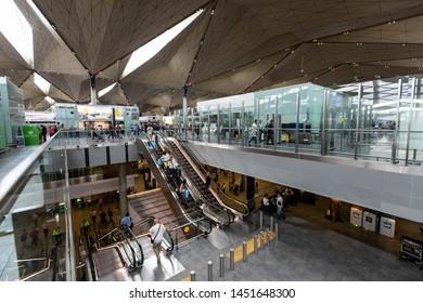 Russia / Saint Petersburg / 2019.07.15 / Pulkovo Airport LED