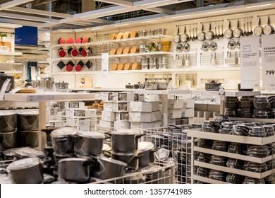 Kitchen Utensils Supermarket Images, Stock Photos & Vectors ...