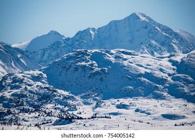 Russia, Siberia, Mountain Altai