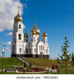Russia, St. Alexey's Women's Monastery. Saratov Region