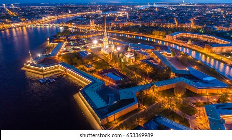 Russia. St. Petersburg. Peter-Pavel's Fortress.