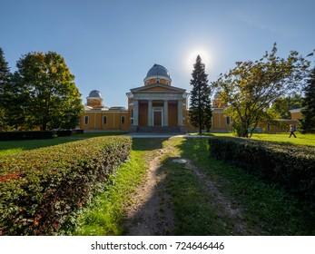 Russia, St. Petersburg, Pulkovo Observatory