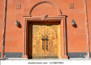 Russia. Yekaterinburg. Armenian Apostolic Church