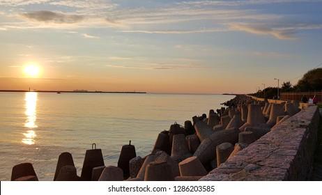 Russia-Kaliningrad Vistula Spit