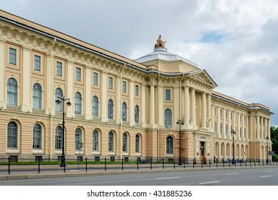 russian academy of arts
