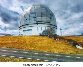 Russian Astrophysical Observatory. Arkhyz, Karachay-Cherkessia