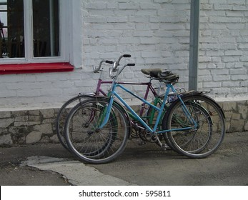 russian bicycles
