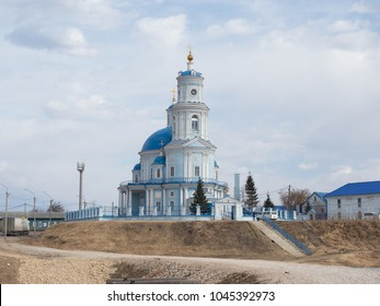 Russian church in Telma