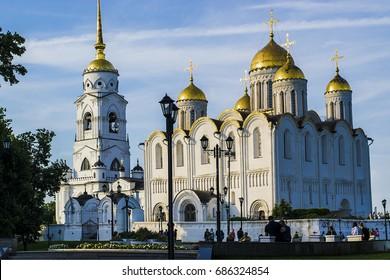 Russian Church in Vladimir