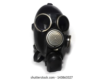 Russian Cold War Gas Mask