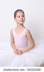 Russian little ballerina