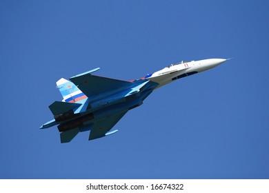 Russian military airplane