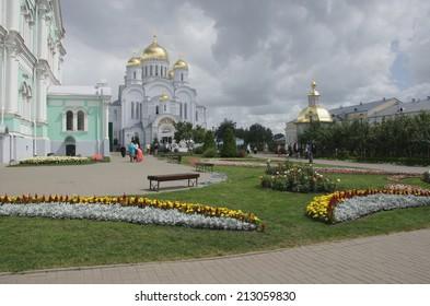 Russian monastery